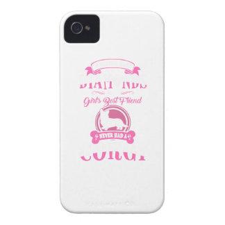 Capinha iPhone 4 Nunca teve uma camiseta de cão das mamães do Corgi