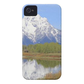 Capinha iPhone 4 Parque nacional grande do Mt. Moran Teton