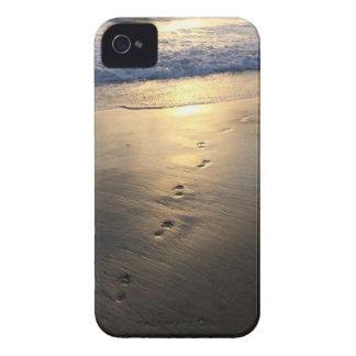 Capinha iPhone 4 Pegadas de desaparecimento