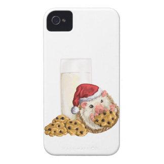 Capinha iPhone 4 Porco do biscoito do Natal