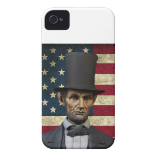 Capinha iPhone 4 presidente lincoln
