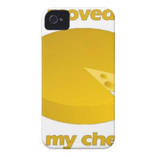 Capinha iPhone 4 Quem moveu o queijo
