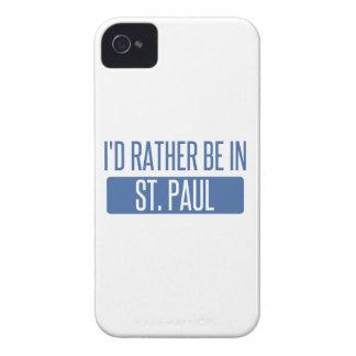 Capinha iPhone 4 St Paul