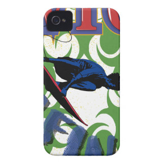 Capinha iPhone 4 surfar tribal