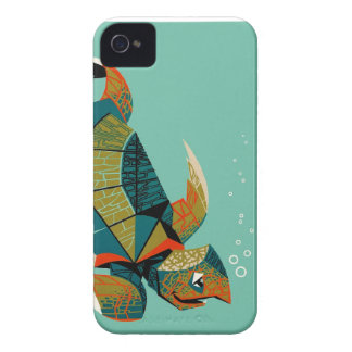 Capinha iPhone 4 Tartaruga de mar australiana animador