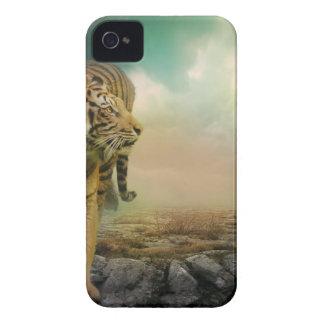 Capinha iPhone 4 Tigre grande