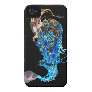Capinha iPhone 4 tigre ideal