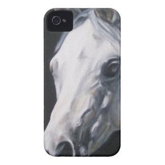 Capinha iPhone 4 Um cavalo branco