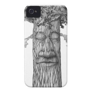 Capinha iPhone 4 Um &W poderoso do cobrir da árvore