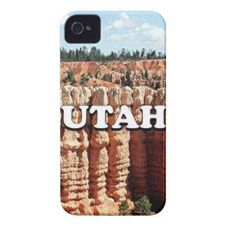 Capinha iPhone 4 Utá: Parque nacional da garganta de Bryce