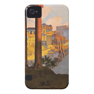 Capinha iPhone 4 Viagens vintage Roma Italia 1920