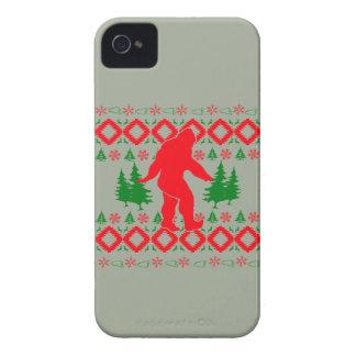 Capinha iPhone 4 Xmas feio Bigfoot