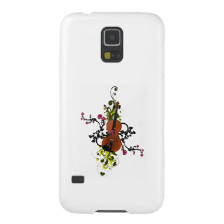 Capinhas Galaxy S5 Amor do violino