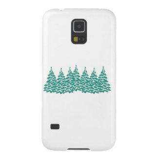 Capinhas Galaxy S5 Através das madeiras