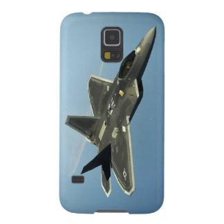 Capinhas Galaxy S5 Avião de combate F-22