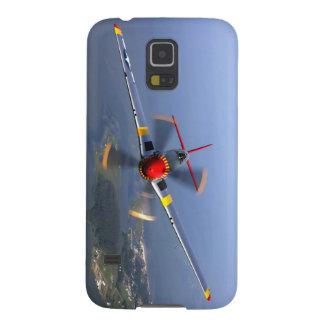 Capinhas Galaxy S5 Aviões de lutador do mustang P-51
