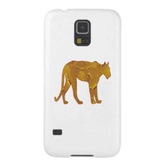 Capinhas Galaxy S5 Caça do deserto
