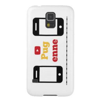 Capinhas Galaxy S5 Caixa da galáxia S5 de Pugenne Samsung