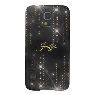 Capinhas Galaxy S5 Caixa dos confetes da faísca