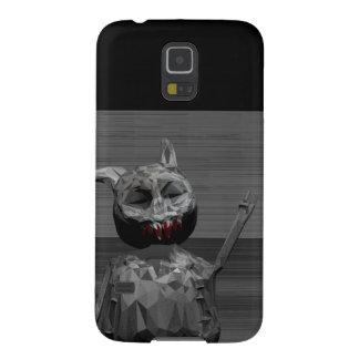 Capinhas Galaxy S5 caso do pulso aleatório do coelho da desgraça