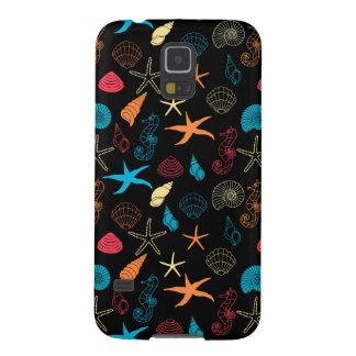Capinhas Galaxy S5 Criaturas coloridas do mar