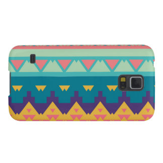 Capinhas Galaxy S5 Design tribal Pastel