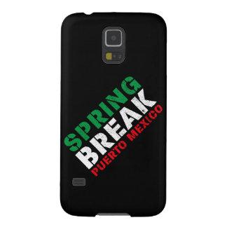 Capinhas Galaxy S5 Férias da primavera Puerto México
