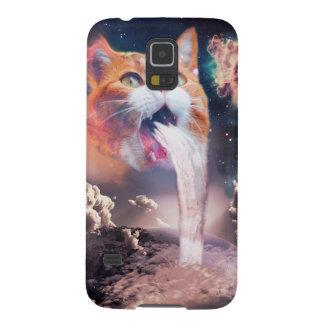 Capinhas Galaxy S5 gato da cachoeira - fonte do gato - espace o gato