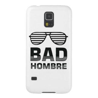 Capinhas Galaxy S5 Hombre mau