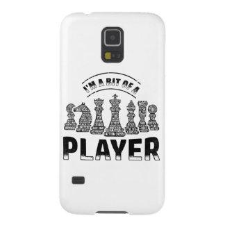 Capinhas Galaxy S5 Jogador de xadrez