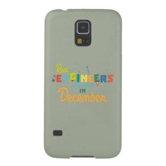 Capinhas Galaxy S5 Os engenheiros são em dezembro Z6r6a nascidos