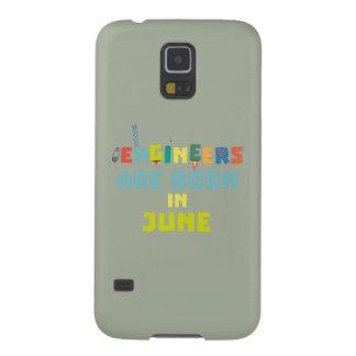 Capinhas Galaxy S5 Os engenheiros são em junho Zo3k7 nascidos