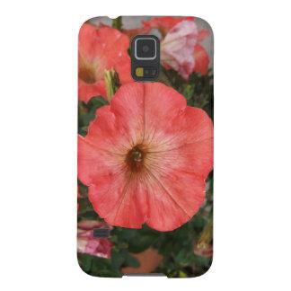 Capinhas Galaxy S5 Petúnia cor-de-rosa