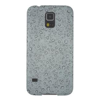 Capinhas Galaxy S5 Pingos de chuva