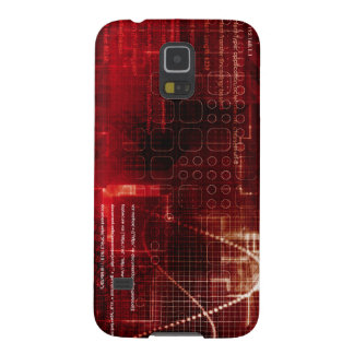 Capinhas Galaxy S5 Tecnologia disruptiva do corpo humano e da mente