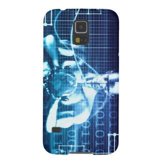 Capinhas Galaxy S5 Tecnologias integradas em um conceito nivelado