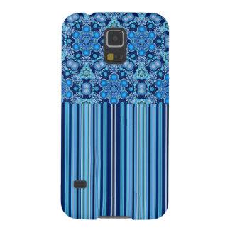 Capinhas Galaxy S5 Teste padrão boémio brilhante do chique do hippy