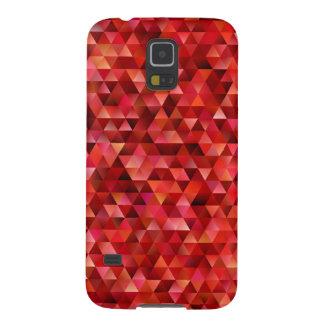 Capinhas Galaxy S5 Triângulos sangrentos