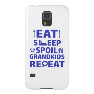 Capinhas Galaxy S5 Vovô e avó