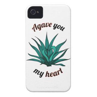 Capinhas iPhone 4 agave você meu coração