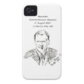 Capinhas iPhone 4 Alexander Konstamtinovich Glazunov 1918