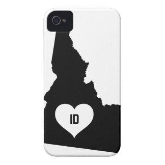 Capinhas iPhone 4 Amor de Idaho