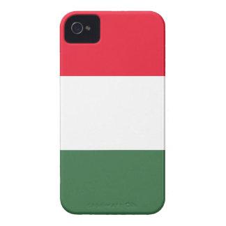 Capinhas iPhone 4 Baixo custo! Bandeira de Hungria