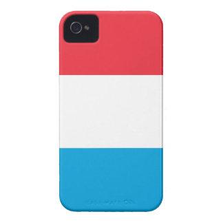 Capinhas iPhone 4 Baixo custo! Luxembourg embandeira