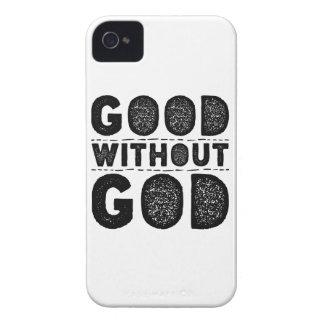 Capinhas iPhone 4 Bom sem deus