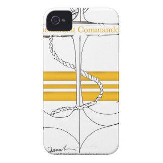 Capinhas iPhone 4 capitão-de-corveta do ouro, fernandes tony