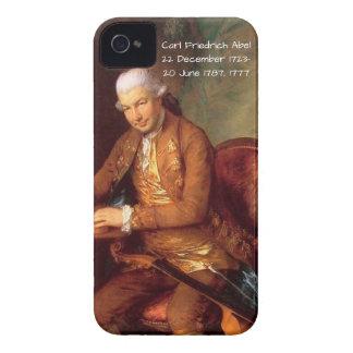 Capinhas iPhone 4 Carl Friedrich Abel