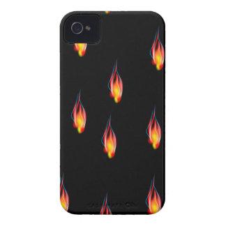 Capinhas iPhone 4 Chamas do fogo