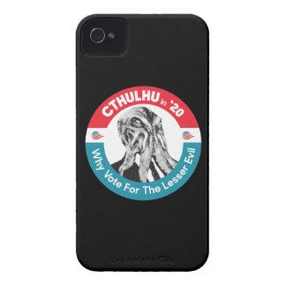 Capinhas iPhone 4 Cthulhu para o presidente 'em 20