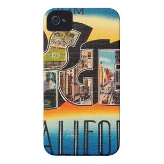 Capinhas iPhone 4 Cumprimentos de Los Angeles
